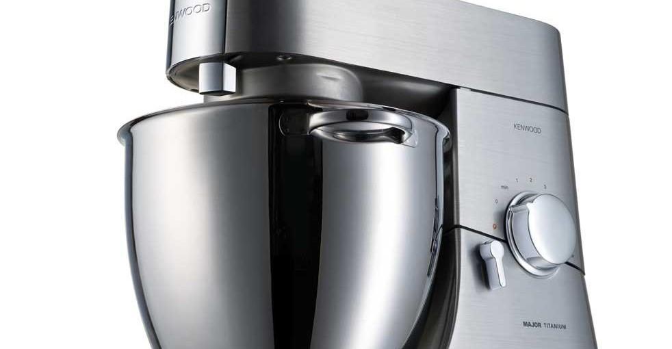 Le Kenwood Major Titanium : le robot qui vous fera réussir tous vos plats ! - robotmultifonction ...