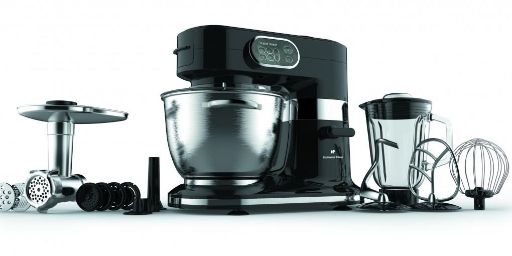 Robot professionnel de continental edison la perle de - Robot professionnel cuisine ...