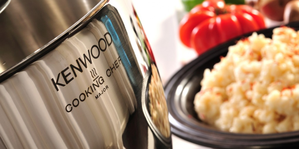 Kenwood limited cooking chef km096 le test par des pros for Kenwood cooking chef avis