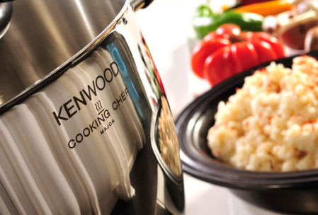 Kenwood limited cooking chef km096 le test par des pros - Comparatif thermomix cooking chef ...