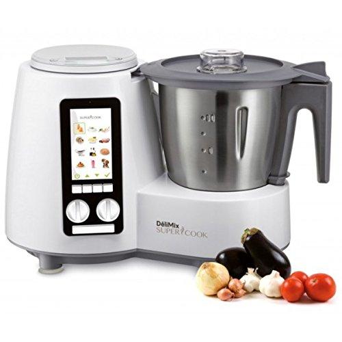 Test complet et avis sur le delimix qc360 de sim o - Robot de cuisine multifonction ...