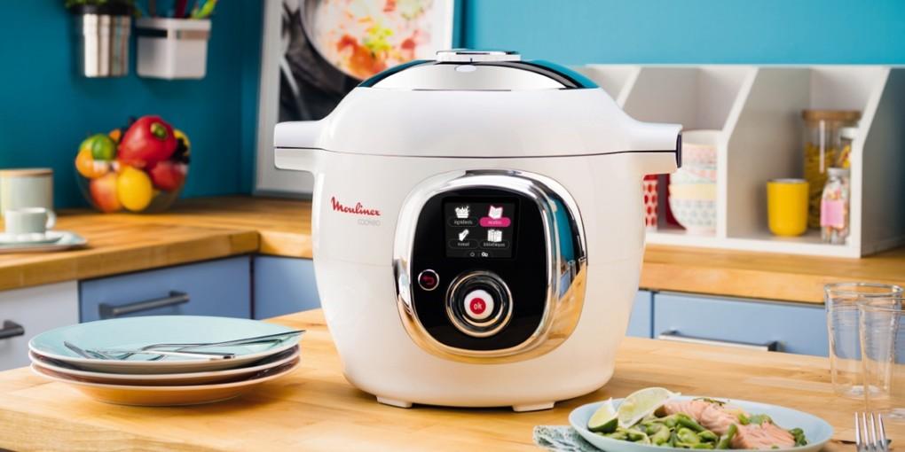 Accessoires pour cookeo moulinex for Robot cuisine cookeo