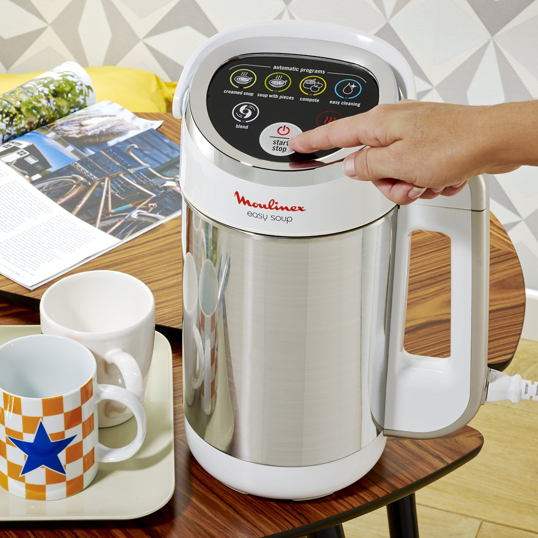 Blender chauffant tout nos conseils pour bien choisir robotmultifonction - Cuiseur soupe philips ...