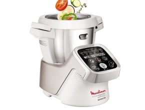 Avis de la rédaction robot cuiseur multifonction HF802AA1 de Moulinex