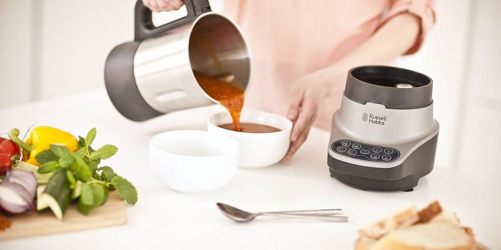 notre test complet du russell hobbs soup blend. Black Bedroom Furniture Sets. Home Design Ideas