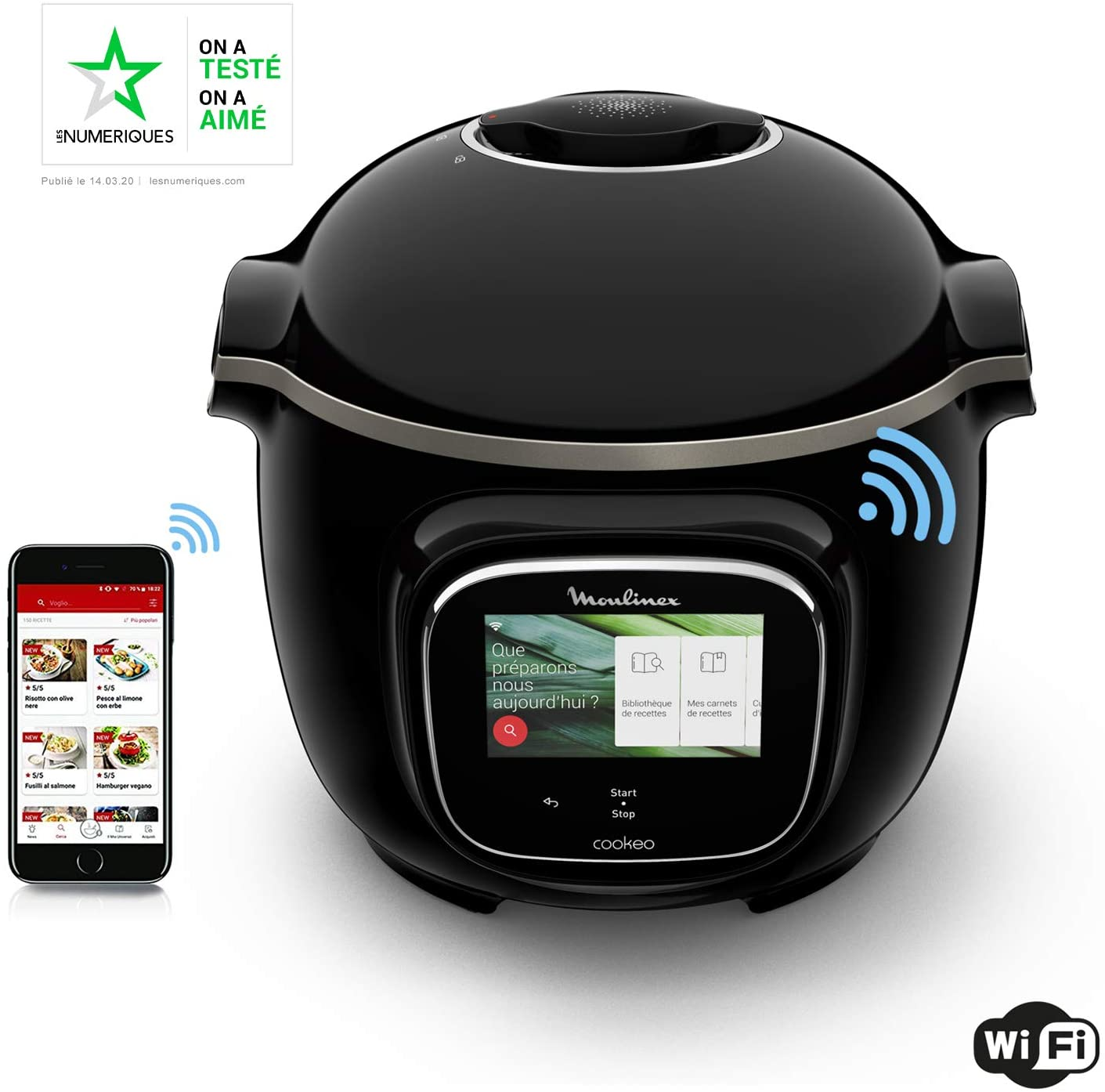 Moulinex Cookeo Touch